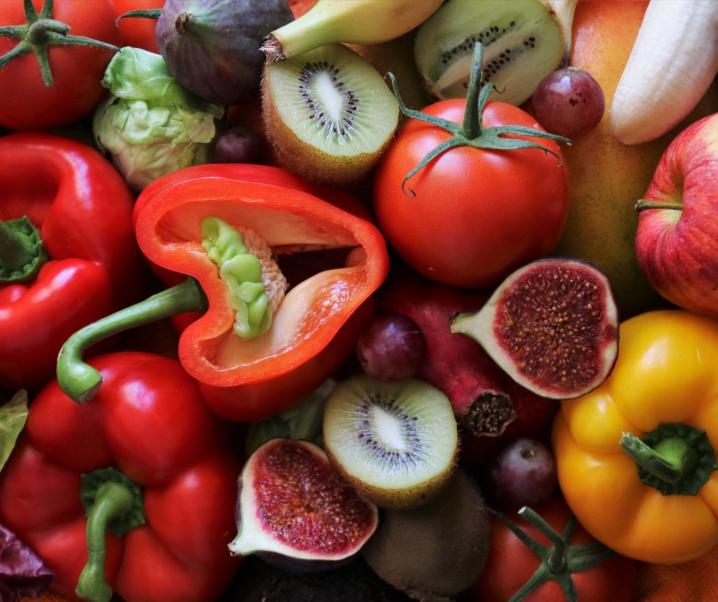 Gesund altern und lange leben mit pflanzenbasierter Ernährung