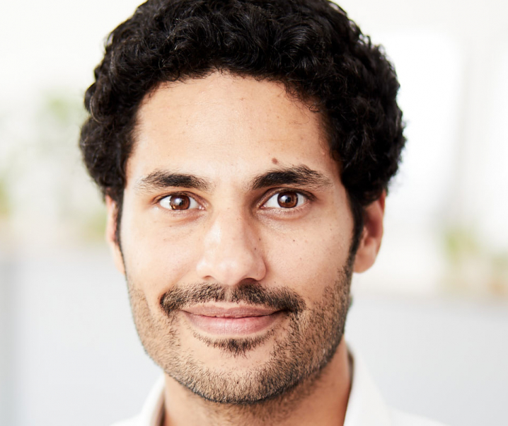 Symptoma-Gründer Jama Nateqi als Österreicher des Jahres nominiert