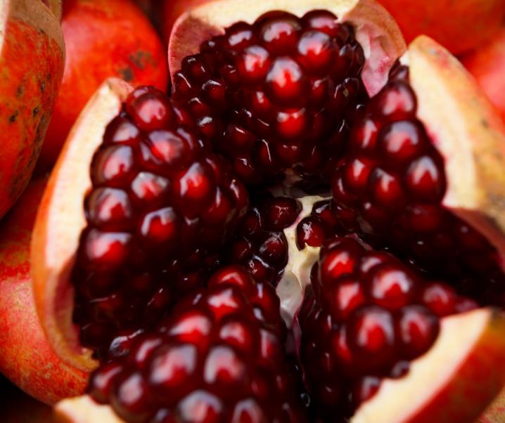 Granatapfel – ein roter Diamant und wahres Superfood