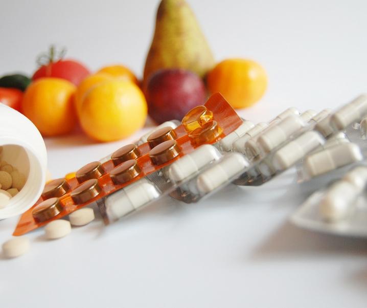 Gestärkt in die Chemo mit Vitamin D und Probiotika