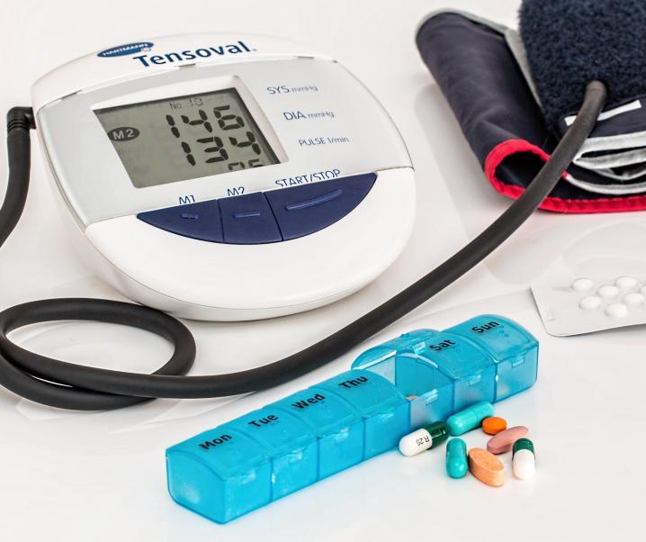 Bluthochdruck kann das Gehirn stark schädigen