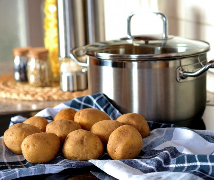Kartoffeln gesund zubereiten – So geht's