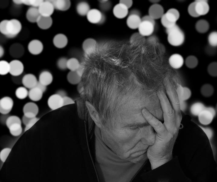 Alzheimer: Übergewicht verschlimmert Verlauf