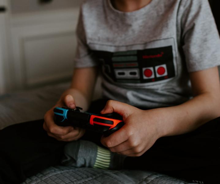 Videospiele schützen vor Depressionen