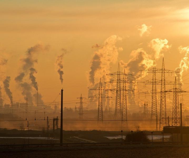 Tief Luft holen und durchatmen: Wie Luftverschmutzung das Leben verkürzt