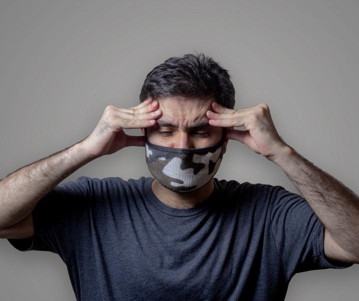 Covid-19: Symptome unterscheiden sich von Mensch zu Mensch