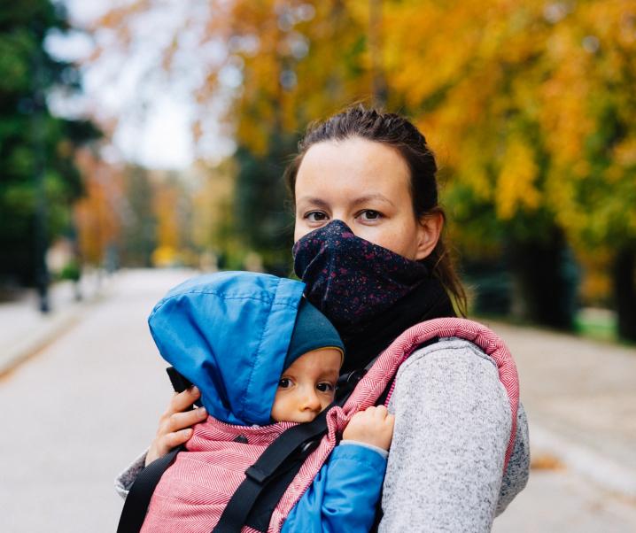 Schwerwiegende Langzeitfolgen von Corona bei Kindern festgestellt