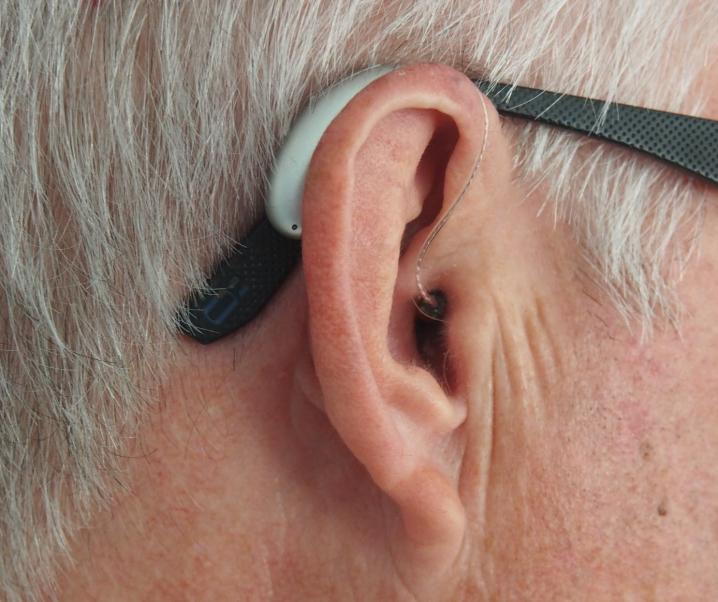 Lärm ändert das Gehirn und fördert so Schwerhörigkeit und Tinnitus