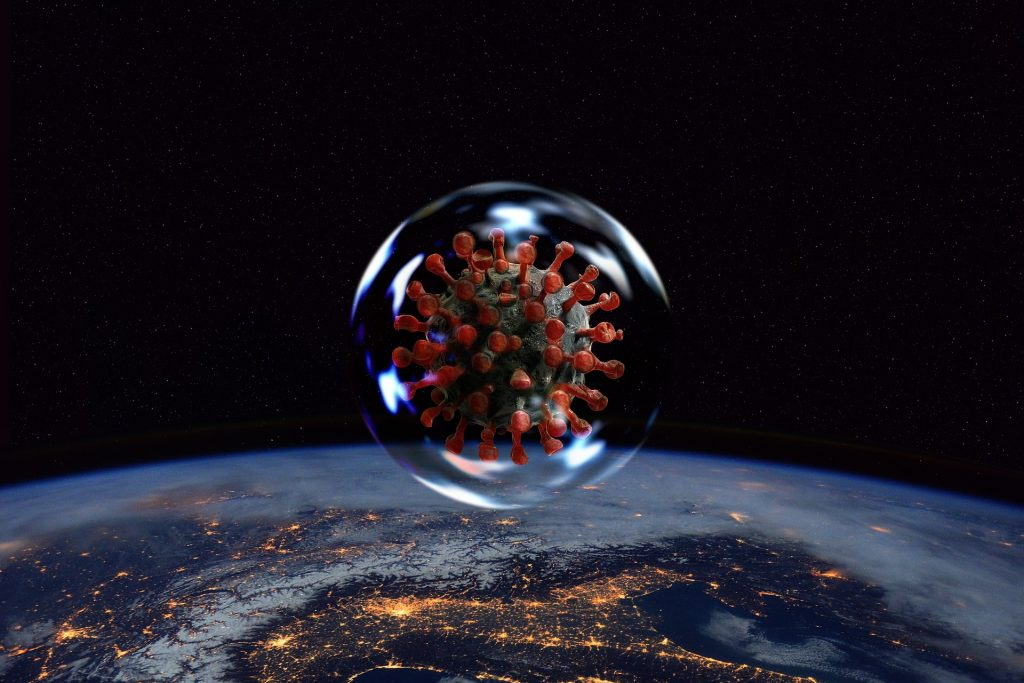 Coronavirus mutiert vorwiegend bei immungeschwächten Personen • HealthNews - Healthnews