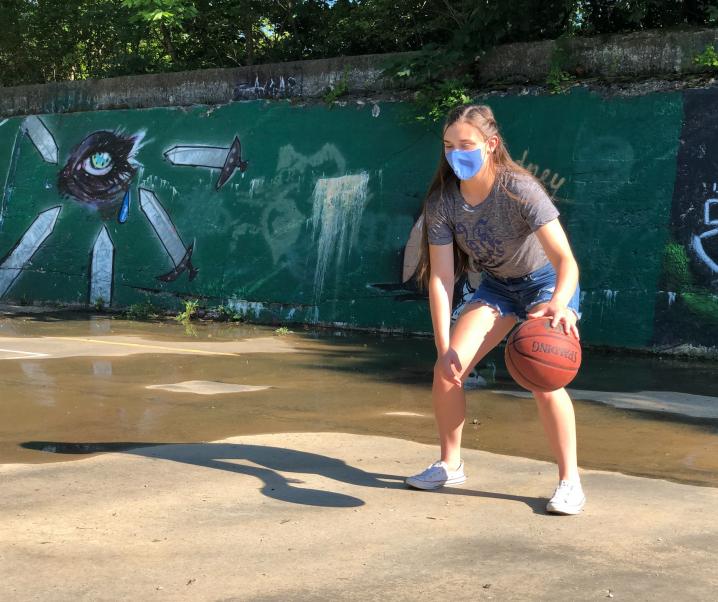 Sport: Wie sehr schützt die Maske beim Training?