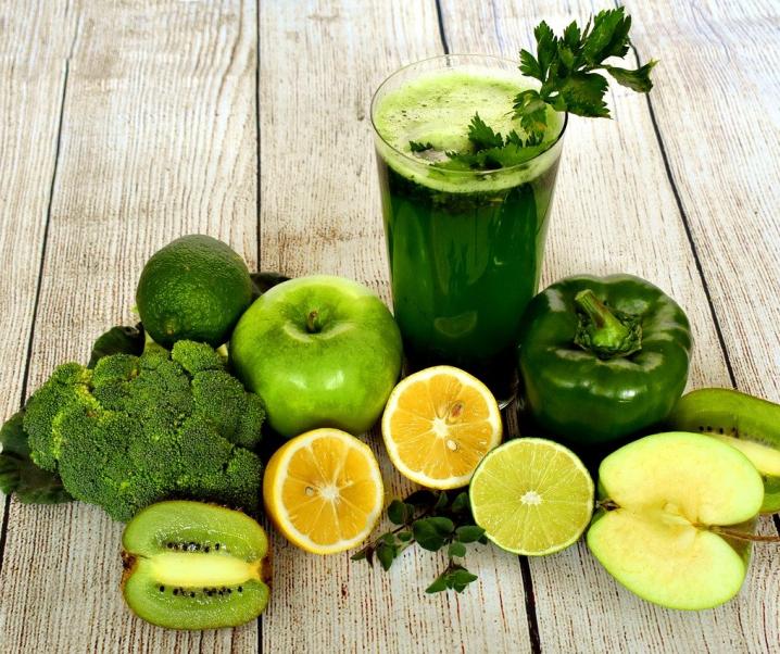 Chlorophyll – lebensspendendes Grün