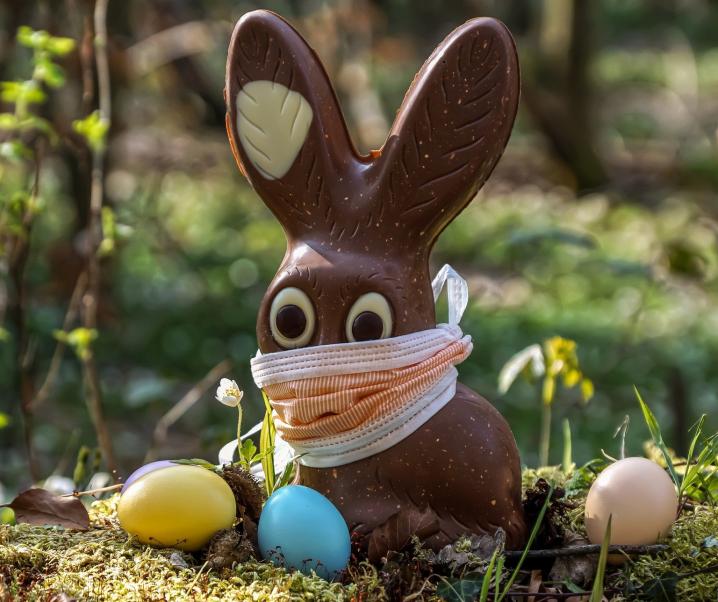 Familienbesuch zu Ostern: So verringern Sie die Ansteckungsgefahr
