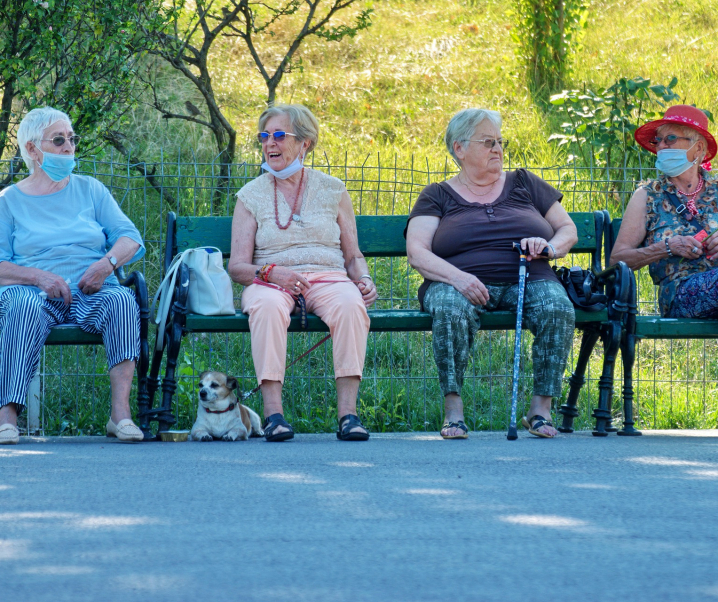Reinfektion: Alte Menschen besonders gefährdet