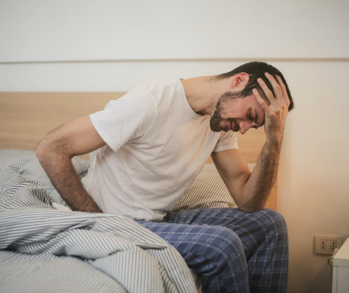 Wieso Corona uns schlechter schlafen lässt
