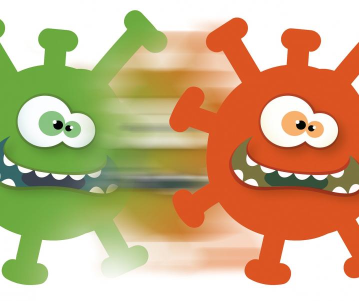 SARS-CoV-2: Weniger Mutationen als bisher angenommen
