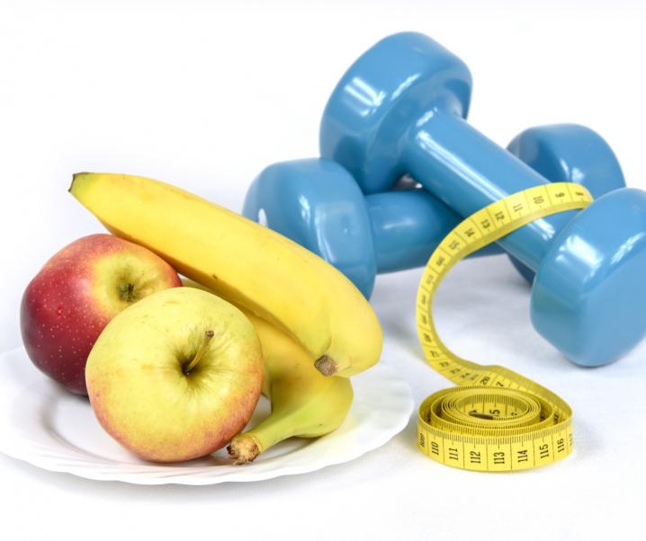 Kombination aus Sport und gesunder Ernährung am wirksamsten gegen Krankheiten