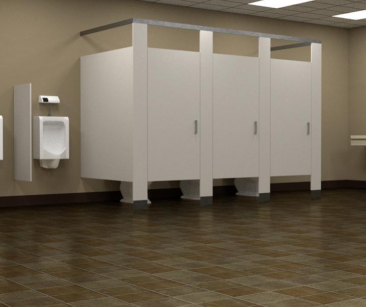 Covid-19: Führt eine starke Aerosolbelastung in öffentlichen Toiletten zu einem erhöhten Infektionsrisiko?