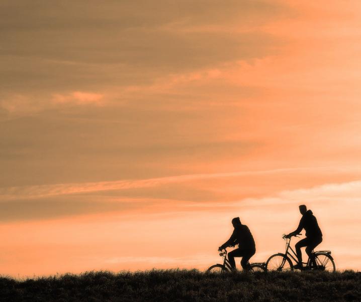 Mit Radfahren die Herzgesundheit stärken