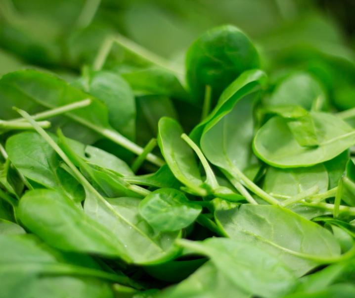 Superfood Spinat: Was das grüne Blattgemüse alles kann