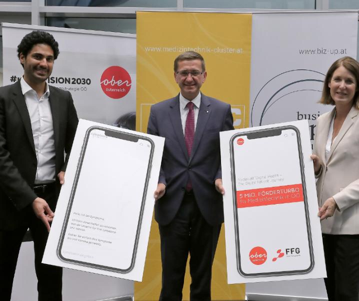 Medizintechnik-Markt Oberösterreich erhält 5 Millionen Euro