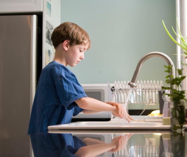 Schadet übertriebene Hygiene dem Immunsystem von Kindern?