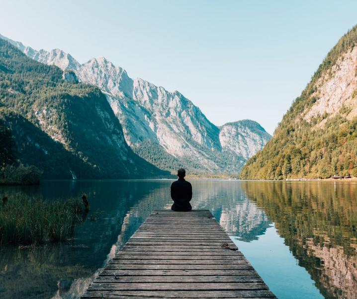 Weniger Stress durch Achtsamkeit: Gekonnt dem Alltag entfliehen