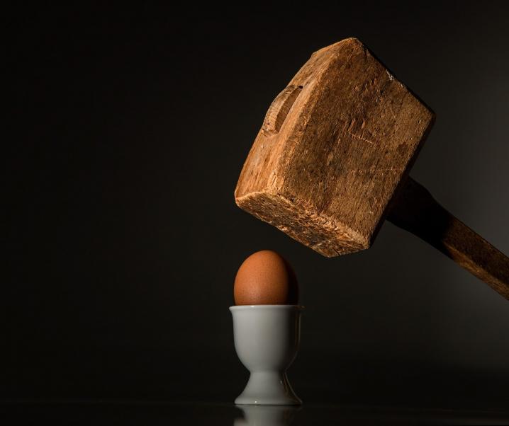 Hohe Cholesterinwerte: Schaden uns Eier?