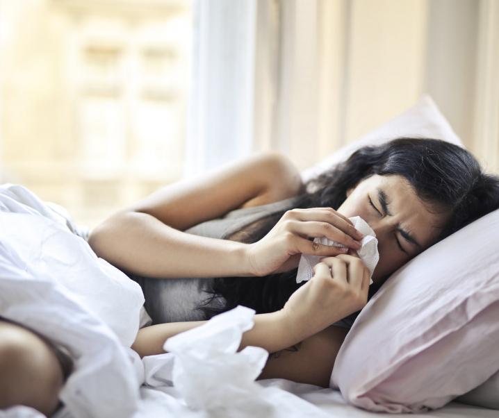 5 Hausmittel, die bei einer Erkältung garantiert helfen