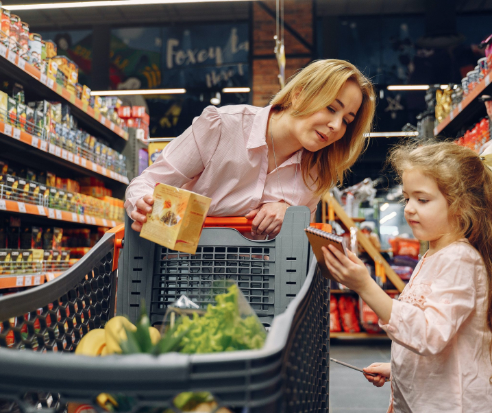 Wie Supermärkte unser Essverhalten beeinflussen