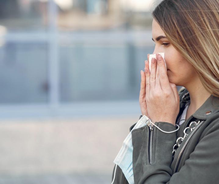 Covid-19: Frühere Erkältungen verbessern den Immunschutz
