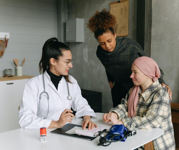 Krebs: Neuer Ansatz ermöglicht nebenwirkungsarme Therapie