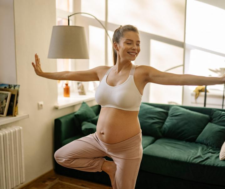Fit durch die Schwangerschaft – gesundheitliche Vorteile für den Nachwuchs belegt