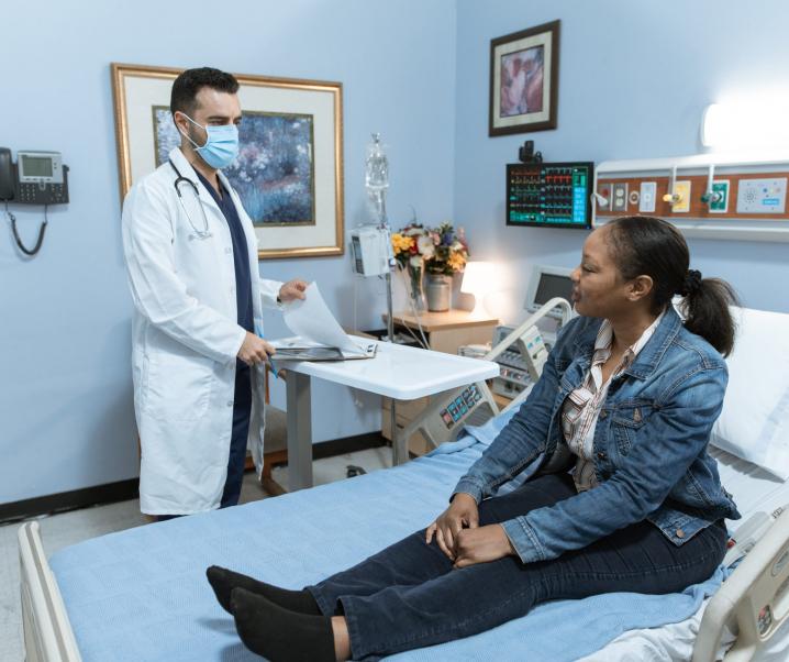 Wie 5G-Funk zum digitalen Fortschritt in Krankenhäusern beiträgt